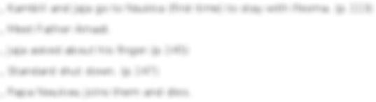 Purple Hibiscus Timeline Timeline In Gcse English Literature