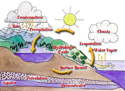 flows (http://4.bp.blogspot.com/_1j25c1Xc3DI/TTwU4-ryTuI/AAAAAAAAAA0/QOrvfpLgsvk/s1600/water_cycle.jpg)