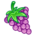 (http://www.veryicon.com/icon/png/Food%20%26%20Drinks/Fruits%20Icons/Grape.png)