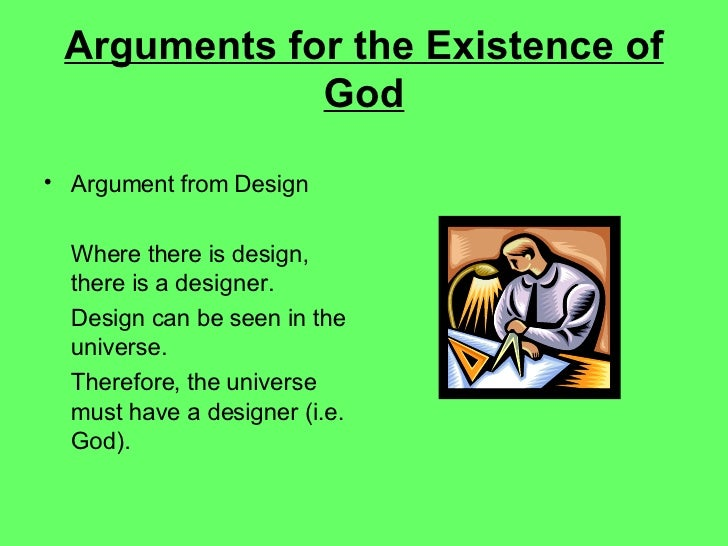 a religious essay on the existence of god