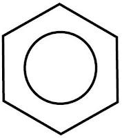 Benzene C6H6 (http://4.bp.blogspot.com/-vecA1Re0u9g/TdyYy1RYuBI/AAAAAAAAAEs/lNFSyzi1cwQ/s200/benzene.jpg)