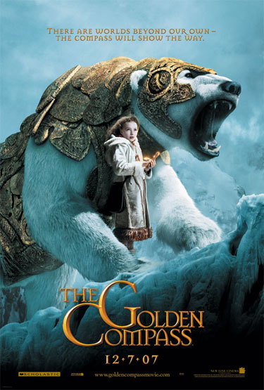 Golden Compass Film Poster (http://darknessvisible.christs.cam.ac.uk/images/goldencompassposter.jpg)