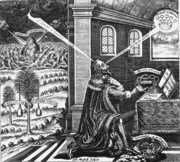 Charles I (http://darknessvisible.christs.cam.ac.uk/images/eikon_frontispiece.jpg)