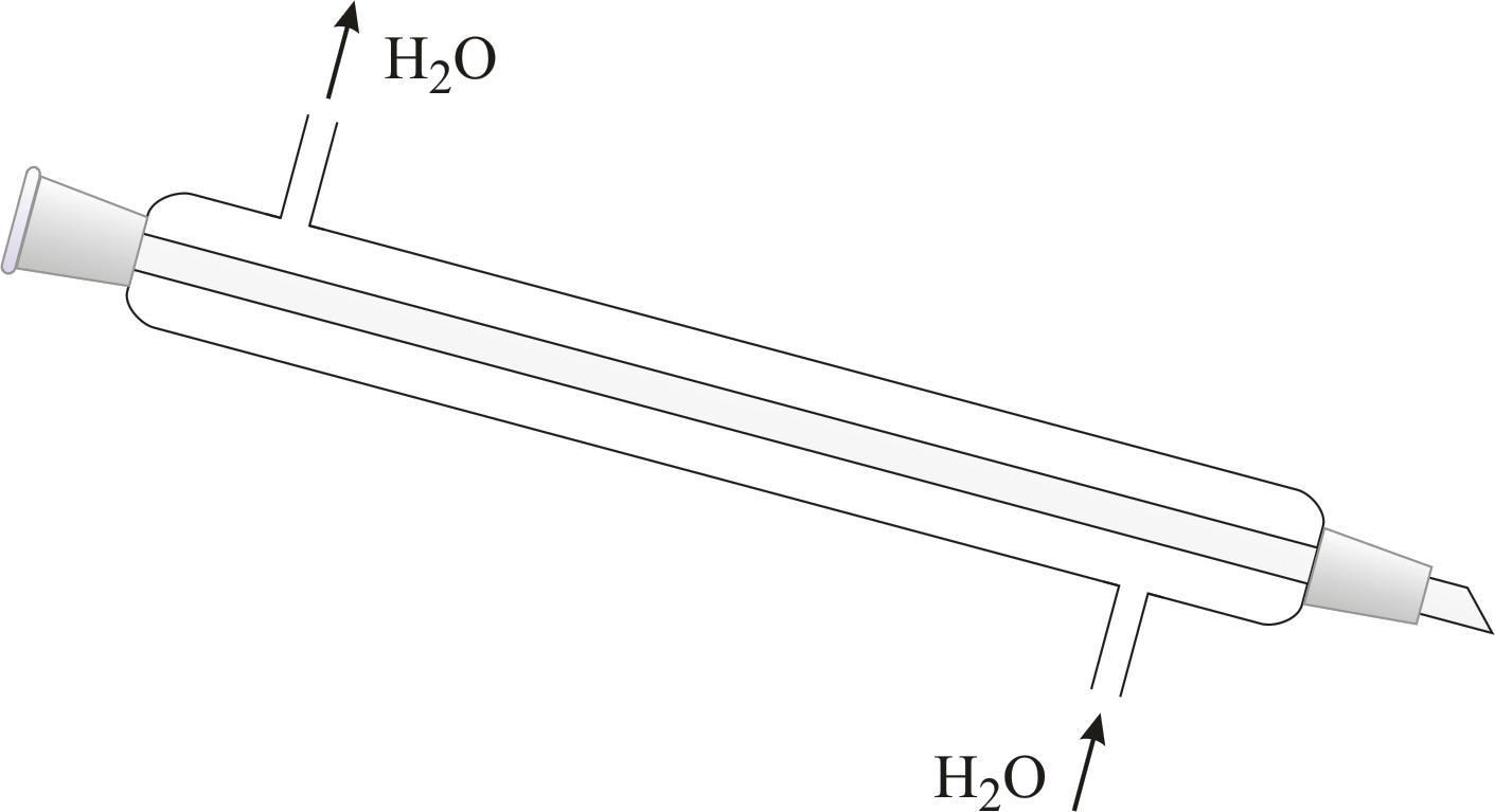 Image result for liebig condenser diagram (http://www.periodni.com/gallery/liebig_condenser.png)