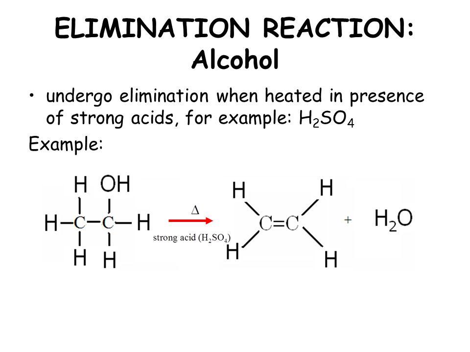 Image result for alcohol elimination reaction (http://slideplayer.com/8221883/25/images/16/ELIMINATION+REACTION%3A+Alcohol.jpg)