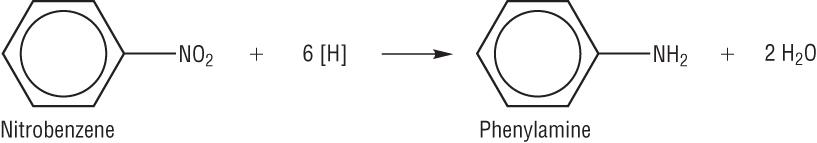 (http://www.chemhume.co.uk/A2CHEM/Unit%201/5%20Nitrogen%20compounds/nitrobenzene_reduction.jpg)