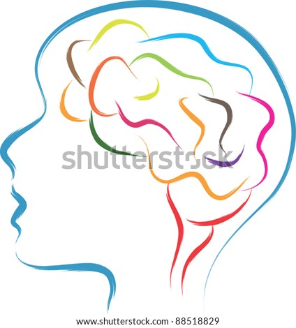 stock vector : head and brain abstract illustration (http://image.shutterstock.com/display_pic_with_logo/855322/855322,1320151172,6/stock-vector-head-and-brain-abstract-illustration-88518829.jpg)
