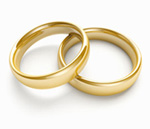 Gold wedding rings (http://www.bbc.co.uk/schools/gcsebitesize/science/images/edex_goldbands.jpg)