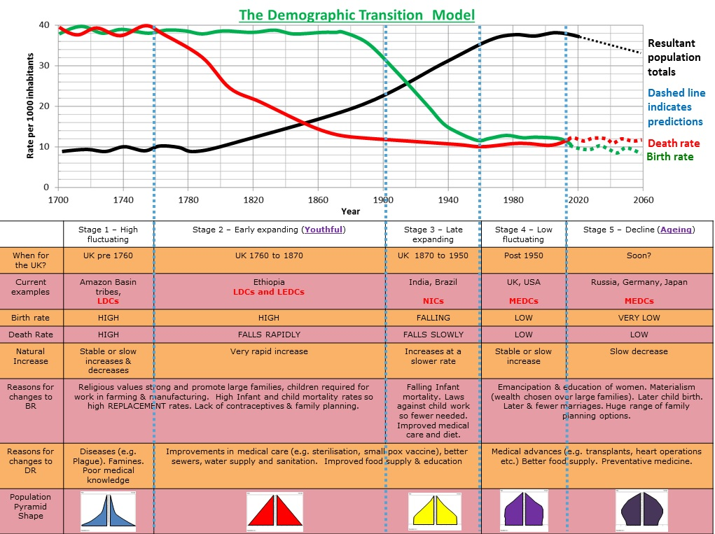 demographic transition essay The demographic transition: three centuries of fundamental change ronald lee b efore the start of the demographic transition, life was short, births were.