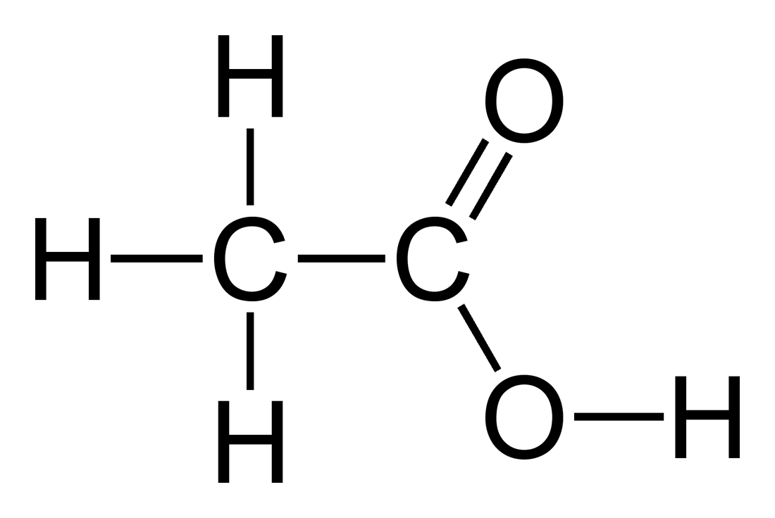 (http://upload.wikimedia.org/wikipedia/commons/f/fd/Acetic-acid-2D-flat.png)