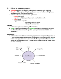 Preview of 5.1 a2 biology