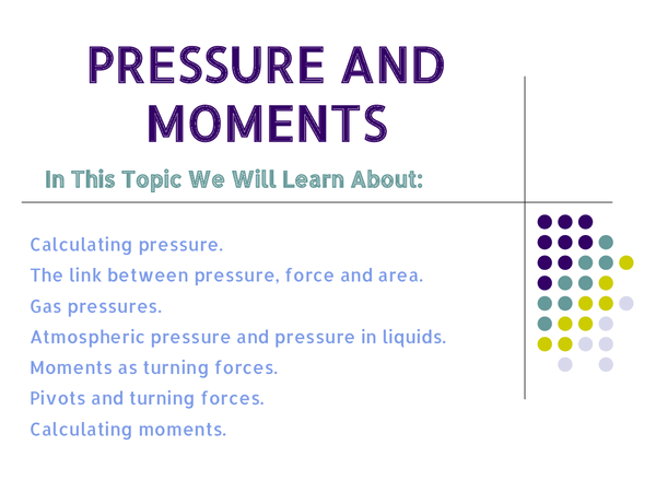 Preview of 9 L Pressure and Moments