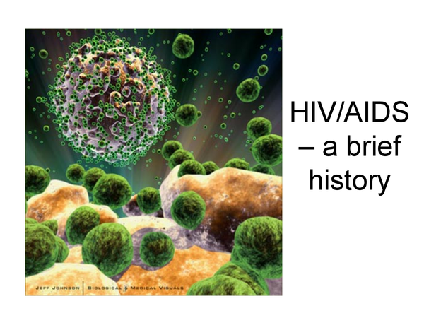 Preview of A2 Biology: The History of HIV AIDs
