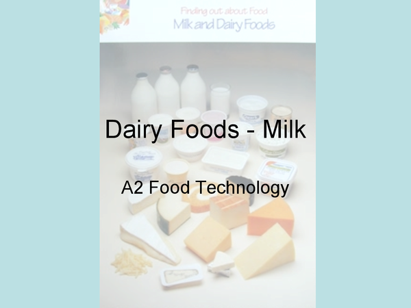 Preview of A2 Milk