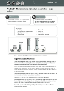 Preview of A2 Physics Practical and Experiments for Unit 6B/Unit 8