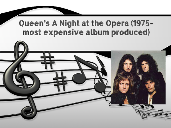 Preview of A Night at the Opera Album Analysis