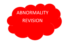 Preview of Abnormality Revision