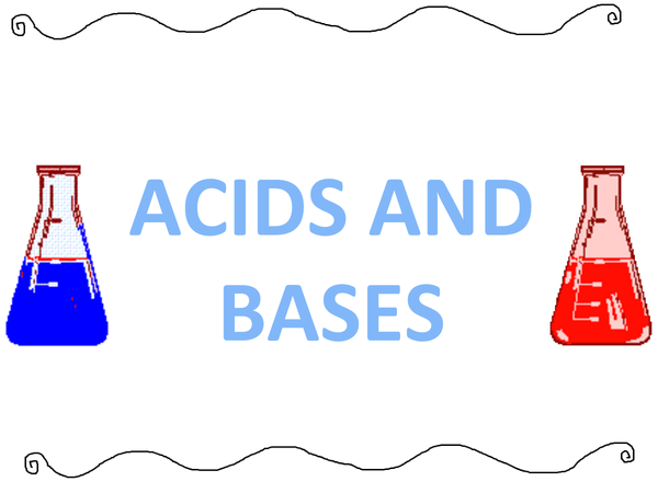 Preview of Acids and Bases Chemistry Gcse