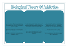 Preview of Addiction- Biology