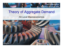 Preview of Aggregate Demand