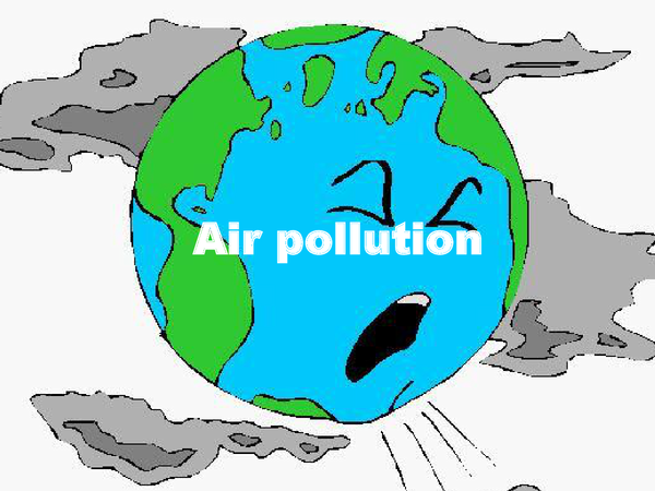 Preview of Air pollution