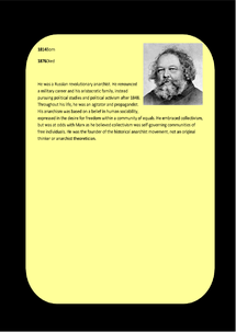 Preview of Anarchism: Bakunin