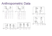 Preview of Anthropometric Data
