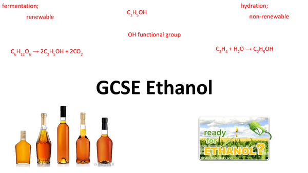 Preview of AQA C1.5 Ethanol revision