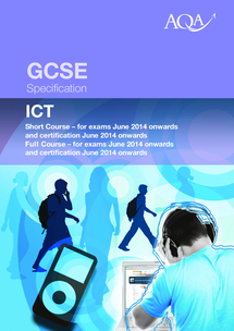Preview of AQA ICT GCSE Specification
