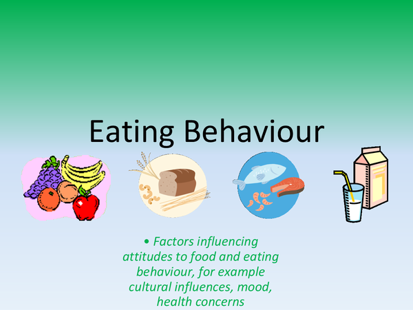 Preview of AQA A A2 Psychology Unit 3 Eating Behaviour powerpoint presentation