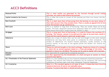 Preview of AQA ACCN3 Definitions