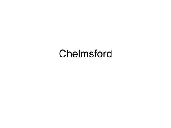 Preview of AQA Alevel as Geography Rural Urban Fringe Chelmsford case study