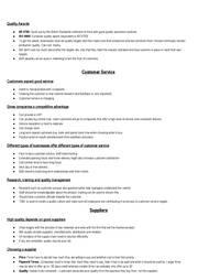 business studies unit 5 coursework