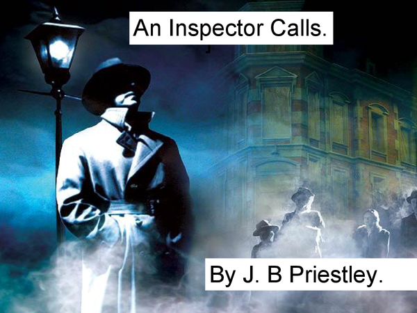 inspector call coursework Essay title in act one of 'an inspector calls' how does jb priestley use dramatic devices to convey his concerns to the audience, as well as interest and.
