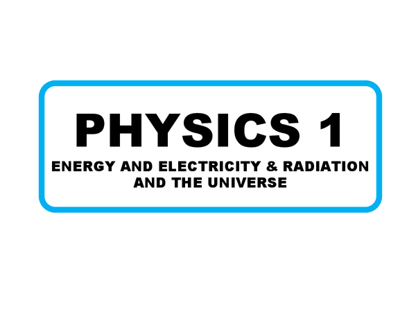 Preview of AQA GCSE Physics 1
