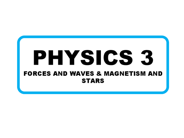 Preview of AQA GCSE Physics 3