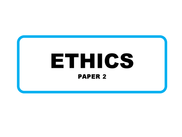 aqa religious studies past papers gcse ethics Grade descriptors: for gcse religious studies (9-1) paper 1 the study of  religions mark scheme: paper 1 the study of religions (buddhism) sample set 1  2018.