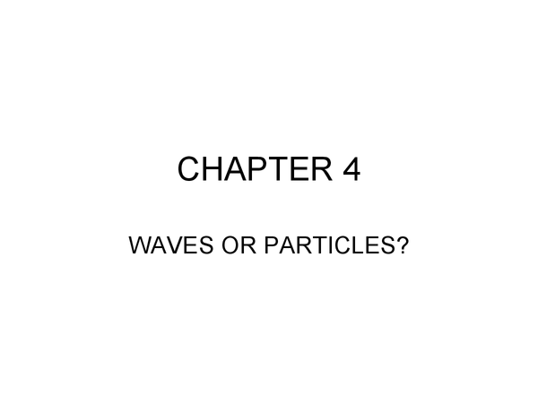 Preview of AQA Physics B: Physics in context. Unit 1 - Chapter 4