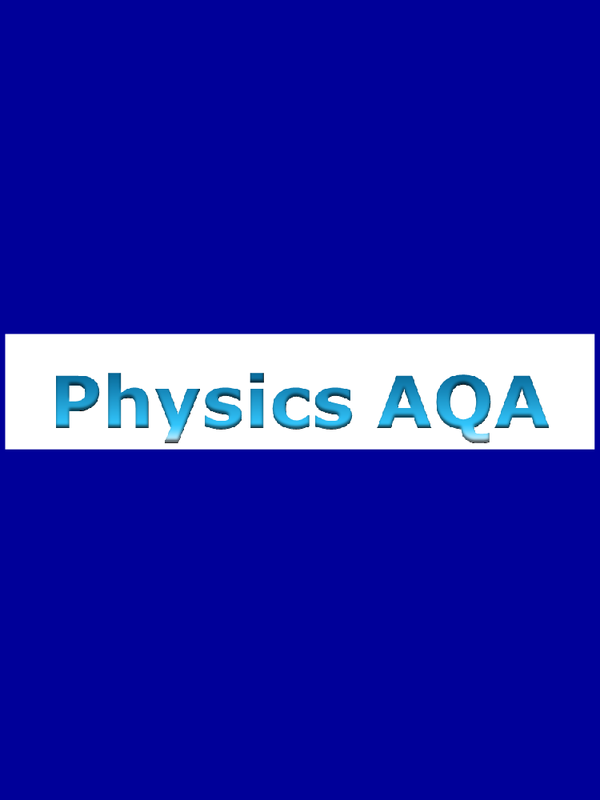 Preview of AQA Physics Unit 1 - Phone Slide Show