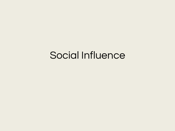 Preview of AQA-Psychology AS-Unit 2-Social Influence
