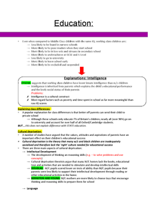 unit 1 sociology revision notes Website revision guide for gcse sociology unit 2 past questions all the studies you must know for sociology gcse all unit 1 gcse exam questions.