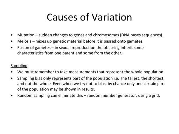 Preview of AQA Unit 2 Biology AS
