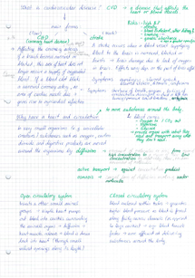 Preview of AS biology notes- unit 1 topic 1