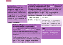 Preview of AS Sociology - Families and Households Revision Notes for Topic 1: COUPLES.