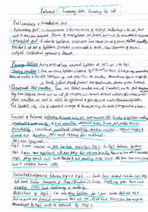 Preview of AS Unit 2 Summary Notes, main points to know