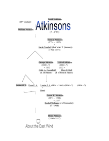 Preview of Atkinsons' Timeline