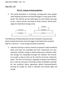 Preview of B2 3.3 – Energy in food production