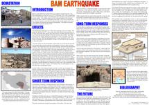 Preview of Bam 2003 Earthquake Case Study