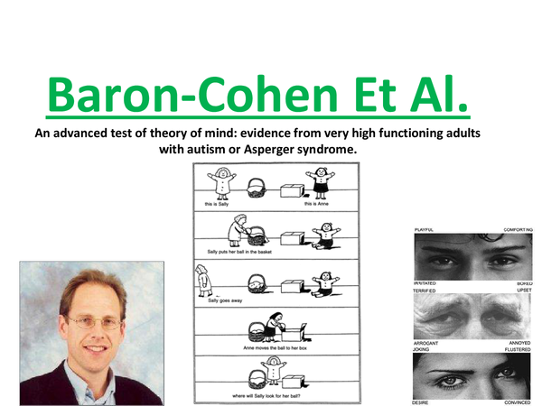 Preview of Baron-Cohen Core Study