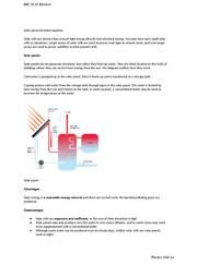 BBC Bitesize AQA Physics Unit 1a - Document in GCSE Physics